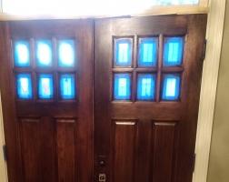 Front-door-refresh-staining