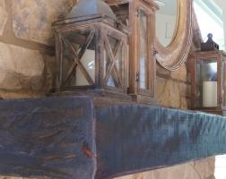 Custom Mantel Fireplace