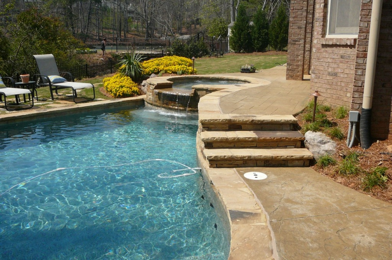 Stamped Concrete Photo Gallery