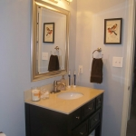 Small bathroom remodel by ContractorMen 30 Industrial Park Road Suite 112 Dawsonville GA 30534