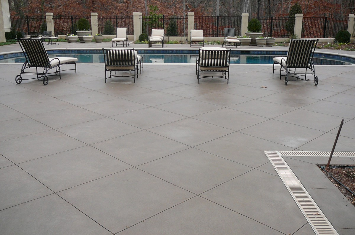 Stamped Concrete by the stamped concrete experts at ContractorMen 30 Industrial Park Road Suite 112 Dawsonville GA 30534